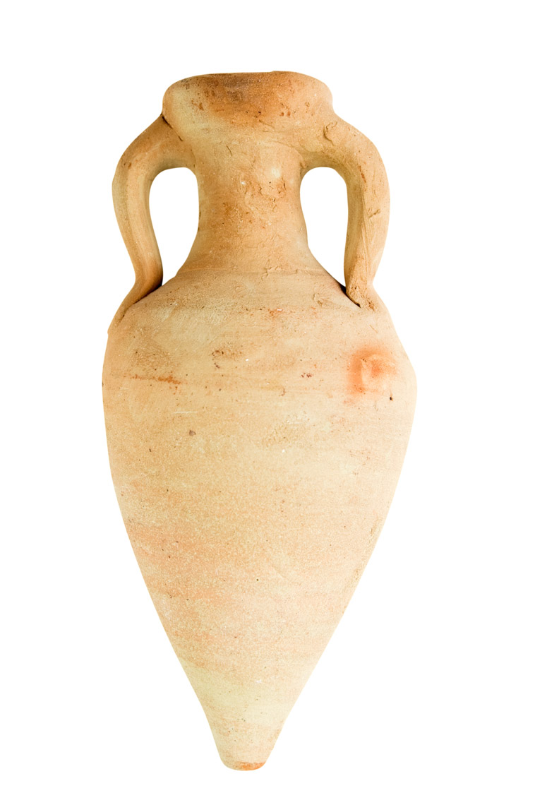 ancient style pottery vessel